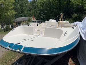 1995 Cobia 25ft Deck Boat Brand New Mercury 350 with for Sale in Woodbridge, VA