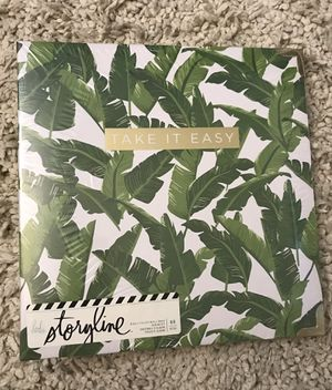 """Take it Easy"" Leafy Green Photo Album Brand New Sealed for Sale in San Jose, CA"