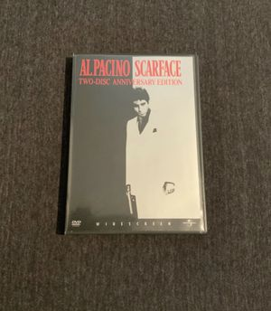 Scarface DVD [2 Disc Set] for Sale in Los Angeles, CA