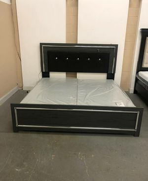 🚚Bianca Black Queen/King Bedroom Set | B592 by Global for Sale in Jessup, MD