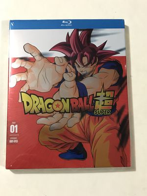 DragonBall Z Volume 1 Bluray DVD for Sale in South Gate, CA