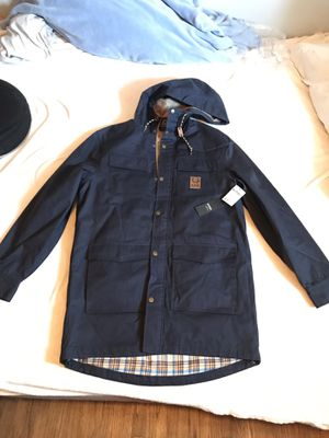 Etnies navy blue parka brand new for Sale in Hacienda Heights, CA