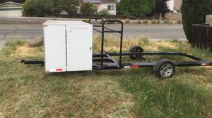 Car hauler race trailer for Sale in Concord, CA