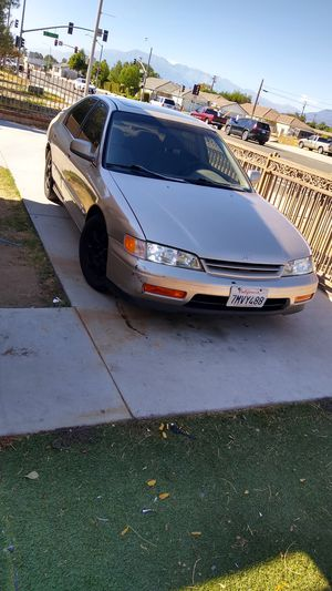 1995 accord ex sunroof for Sale in Highland, CA
