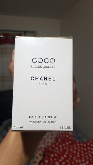 Coco Mademoiselle chanel for Sale in Warren, MI
