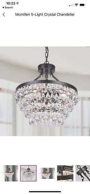 Modern crystal Chandelier for Sale in Chula Vista, CA