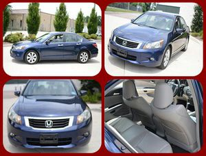 Excellent 2008 honda accord exl low miles for Sale in Columbus, OH