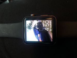 Apple Watch 42 Series 3 Aluminum Space Grey for Sale in Washington, DC