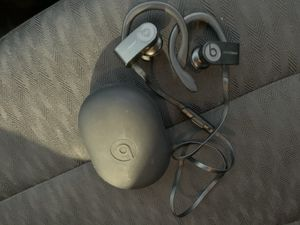 Powerbeats 3 with carrying case and charging cord for Sale in Phoenix, AZ
