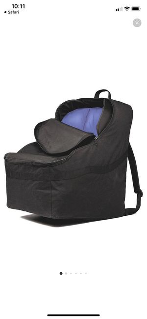 Car seat backpack for traveling •NEW• for Sale in Las Vegas, NV