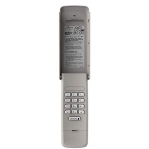 Craftsman Garage Door Wireless Keypad, Gray for Sale in Pea Ridge, AR