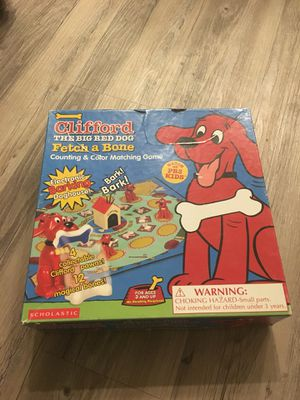 Clifford counting and matching game! for Sale in Orem, UT