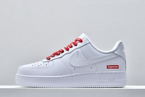 Supreme Air Force 1 Low White sizes 10.5, 12 (priced separately) for Sale in San Diego, CA
