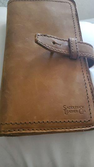 Big leather custom wallet for Sale in Santa Ana, CA