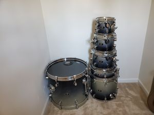 PDP X7 6pc drum set for Sale in Holly Springs, NC
