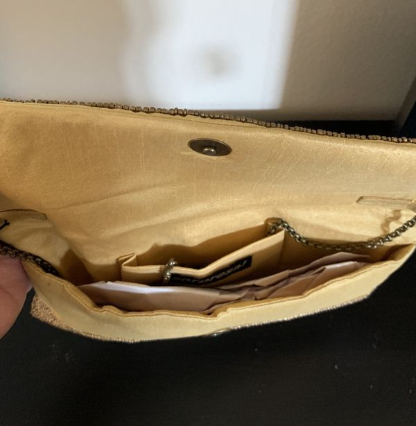 Rust gold purse BRAND NEW