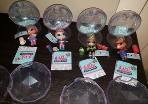 Winter disco lol dolls for Sale in Meridian, ID