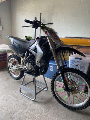 Dirt bike Kawasaki kx 100 for Sale in Palm Harbor, FL