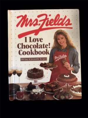 Mrs. Field's I Love Chocolate Cookbook for Sale in Virginia Beach, VA