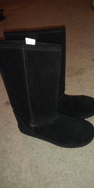 Black boots for Sale in Baltimore, MD
