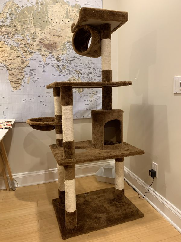 3 tier cat tree