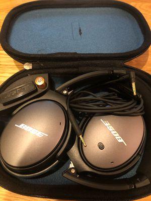 Bose Quiet Comfort QC25 Headphones for Sale in Austin, TX