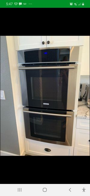 Electrolux kitchen appliances w/Samsung top control top of the line dishwasher for Sale in Phoenix, AZ