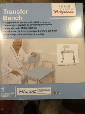 Walgreens Shower Bench for Sale in Bloomingdale, IL