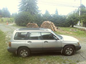 Subaru Forester 1999- Mechanics Special for Sale in Lynnwood, WA