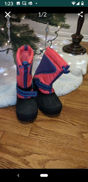 Kids Snow boots sz 13 for Sale in Downey, CA