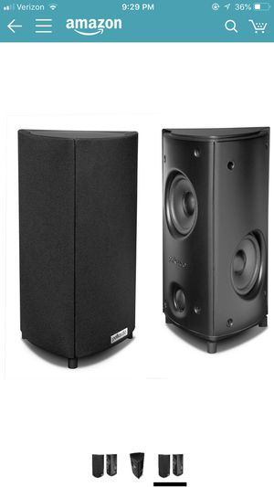 Polk Audio satellite speakers for Sale in Kissimmee, FL