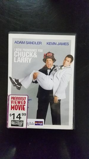 I Now Pronounce You Chuck and Larry for Sale in Muncy, PA