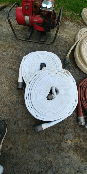 Fire hose garden hose pool hose continued for Sale in Columbus, OH