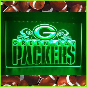 "🏈NEW 3D PACKERS. CHARGERS. 8""×12"" SUPER BRIGHT LED SIGN🏈MAN CAVE. BAR. NIGHT LIGHT🏈 for Sale in Ontario, CA"