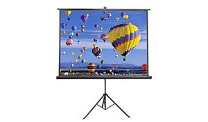 """84"""" projection screen with tripod for Sale in Georgetown, KY"""