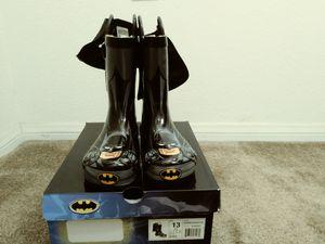 Batman Everlasting boots for Sale in Fontana, CA
