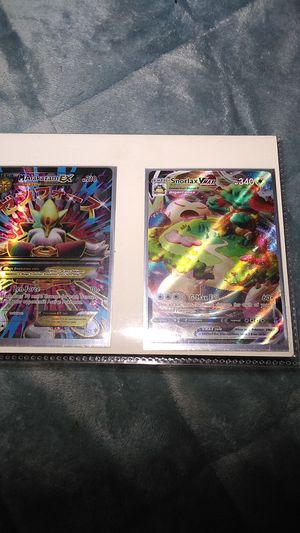 Unplayed ultra rare EX GX V and VMax Pokemon cards for Sale in Seattle, WA