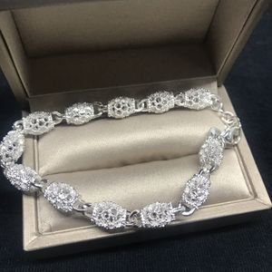 925 Stamped sterling silver bracelet for Sale in Wood Dale, IL