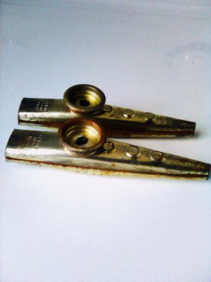 Vintage Tin kazoos for Sale in Raleigh, NC