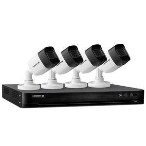 Defender 4k Security Camera Set (4) see descriptions for Sale in San Leandro, CA