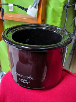 Crock-Pot little dipper food warmer for Sale in La Mirada, CA