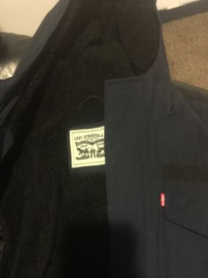 LEVIS MEN TRENCH COAT/ RAIN for Sale in Boston, MA