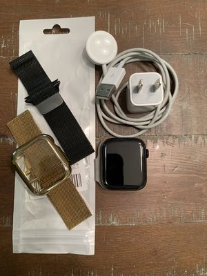 Apple Watch Series 5 44mm Black Stainless Steel for Sale in Orlando, FL