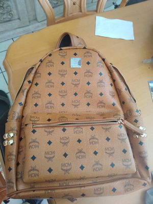 MCM backpack brand new clean for Sale in Coral Springs, FL