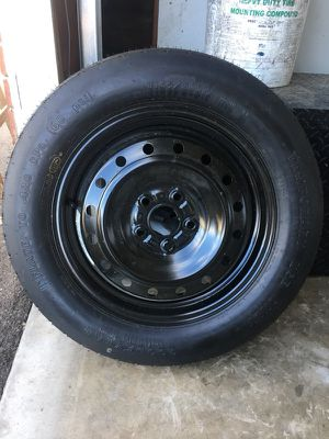 Spare Tire T165/80 D17 Brand new for Sale in National City, CA