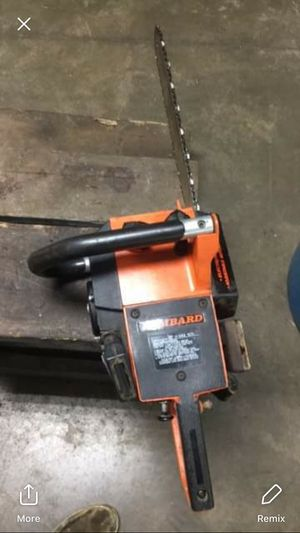Lombard Little Lightning Chainsaw for Sale in Winfield, PA