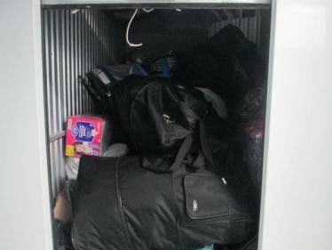45 bags of clothing mixed sizes