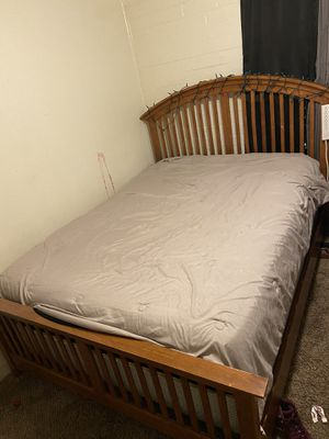 KINGS SIZE BED FRAME for Sale in Oklahoma City, OK