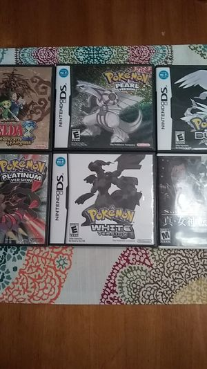 Nintendo DS and 3ds Cases for Sale in Lakeland, FL