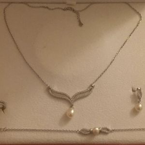 Pearl Italy Silver Set for Sale in Fullerton, CA